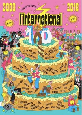 10 ans international