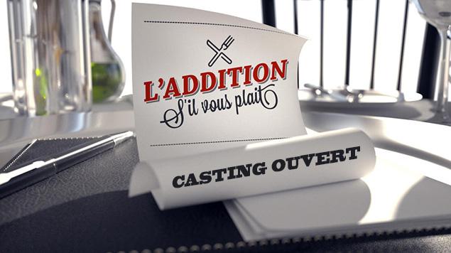 Castings de l'Addition s'il vous plaît