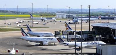 Aéroport Saint Exupéry terminal