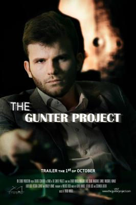 Affiche du film The gunter project