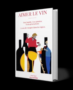 Aimer le vin - livre