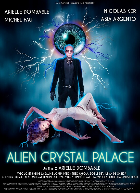 Alien crystal palace - Arielle Dombasle