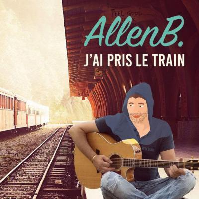 Allen B. - Pochette J'ai pris le train