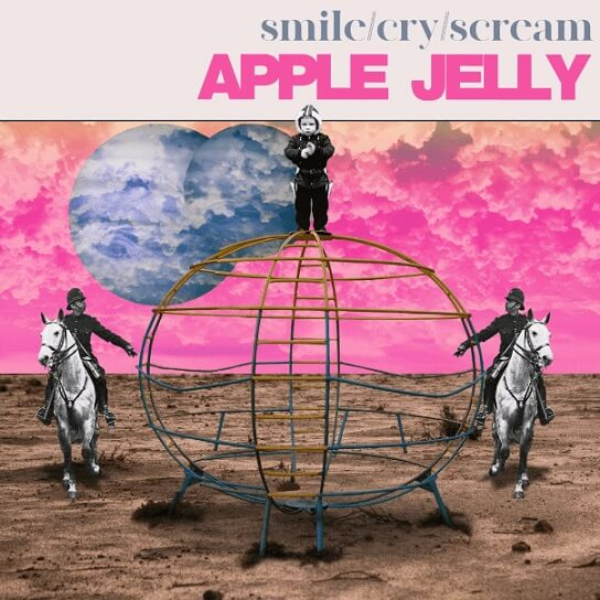 Apple Jelly dévoile l'EP Smile / cry / scream