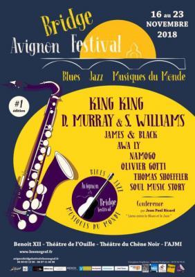 Avignon bridge festival 2018