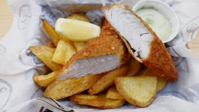 Bia Mara - Bruxelles (fish & chips)