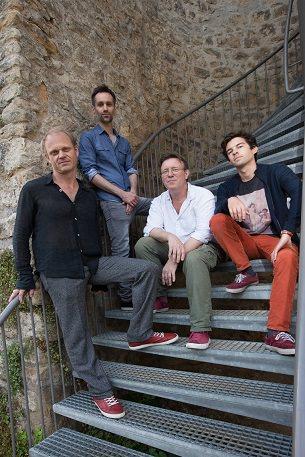 Bounce Trio : leur album Contrasts
