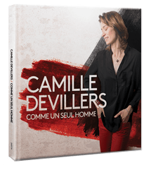 Cover Comme un seul homme de Camille Devillers