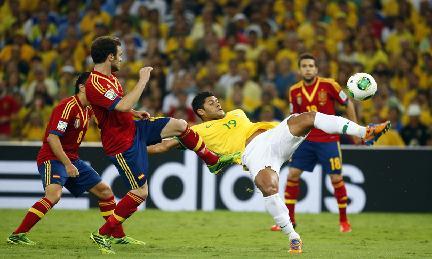 Coupe du Monde le Brésil en 2014