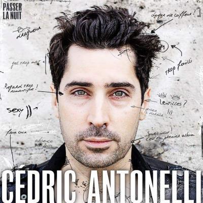 Cedric Antonelli - album Passer la nuit