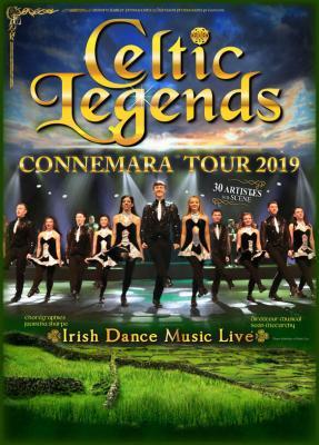 Celtic Legends 2019 Olympia Connemara tour