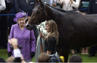 Le cheval drogué de la reine Elisabeth II