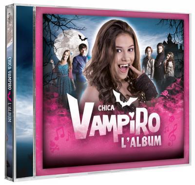 Pochette de l'album Chica Vampiro