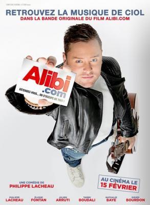 Ciol bande son film Alibi.com