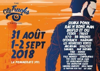 City truck festival 2018