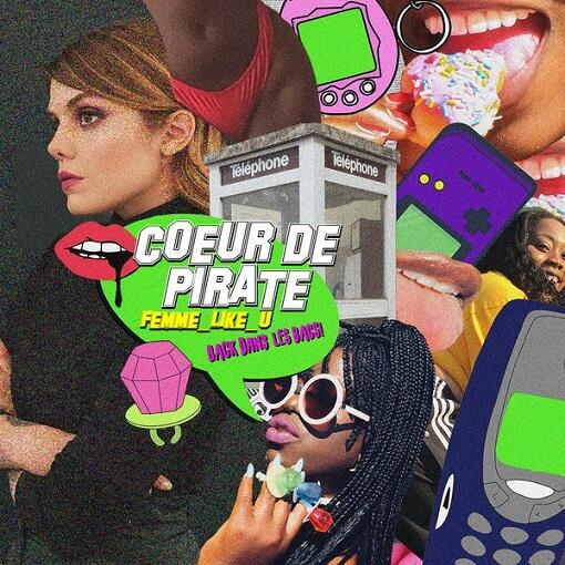 Coeur de pirate - Femme like you
