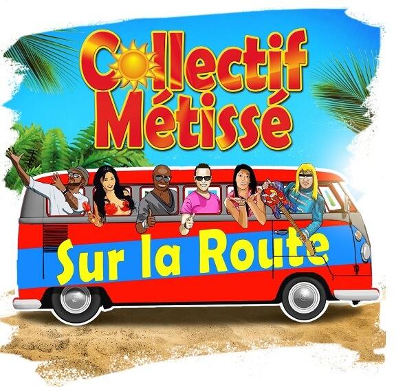 Collectif Métissé : l'album Sur la route