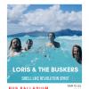 Concert de Loris & the Buskers