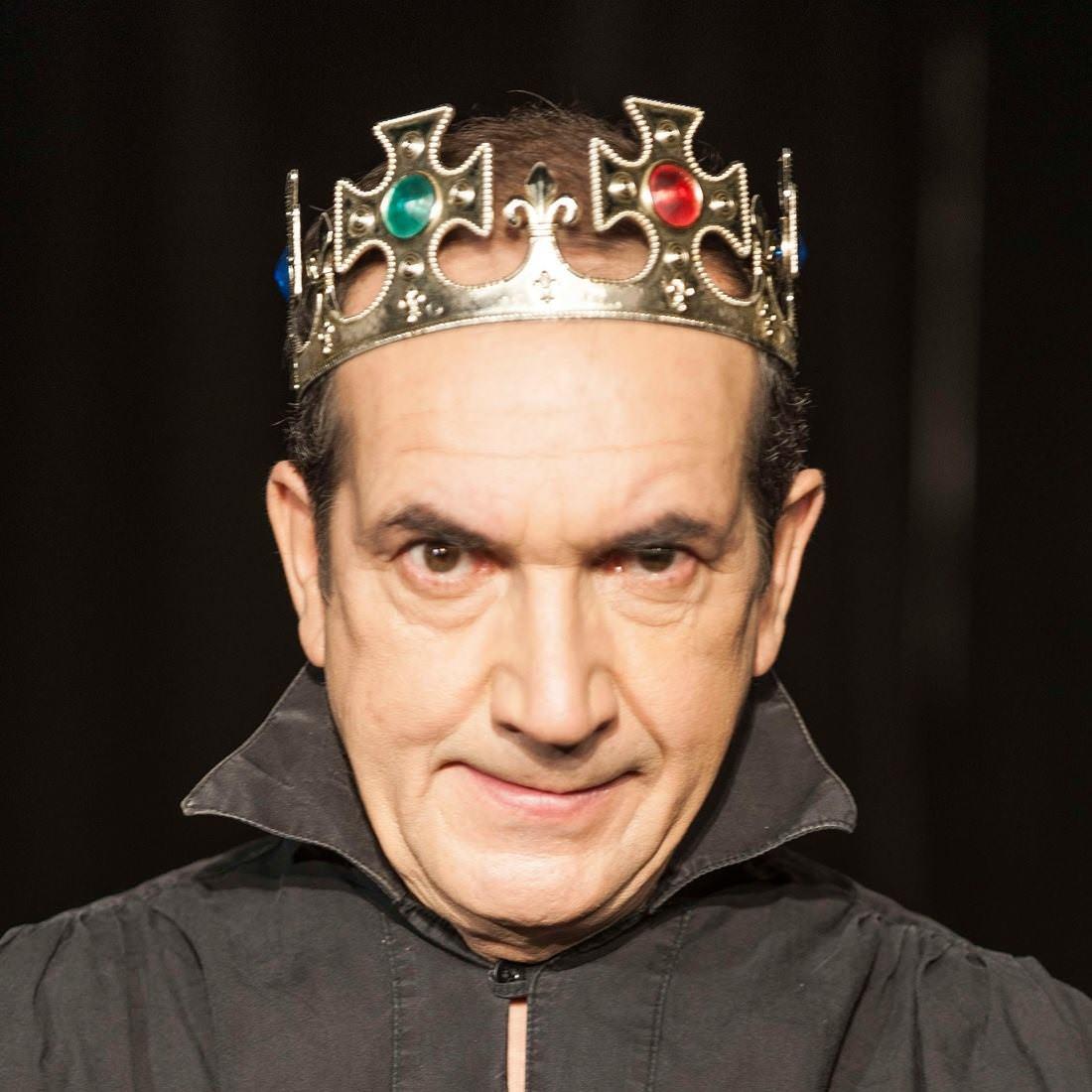Couronne Bernard Azimuth dans Hamlet