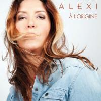 Cover A l'origine - Sandrine Alexi