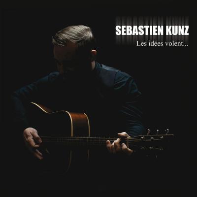 Cover EP Les idées volent de Sebastien Kunz