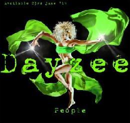 Pochette de l'album People de Dayzee