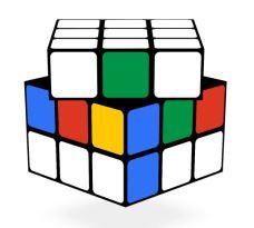 Doodle rubik's cube