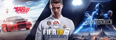 Electronic Arts - Paris games week 2017