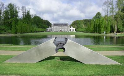 Felix Roulin exposition au domaine de Seneffe