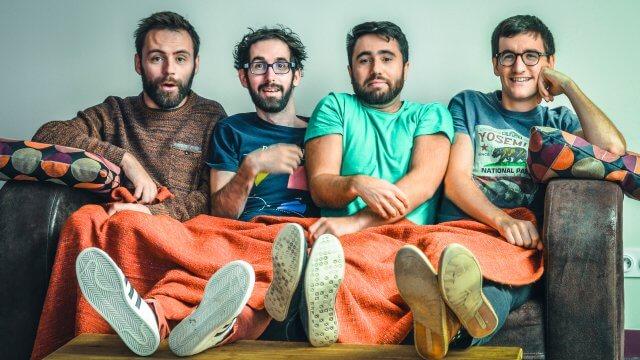 Fou de Joie : leur 1er album