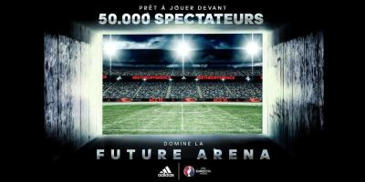 Stade virtuel Future Arena Adidas