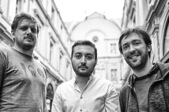 Giuseppe Millaci (groupe Vogue Trio) présente son recueil Songbook