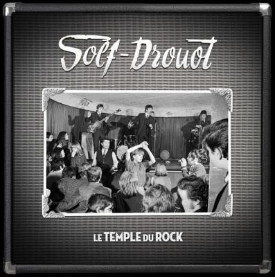 Golf Drouot - le coffret 5 CD le Temple du rock