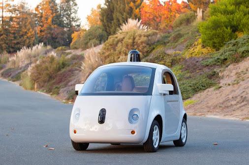 Prototype Google Car