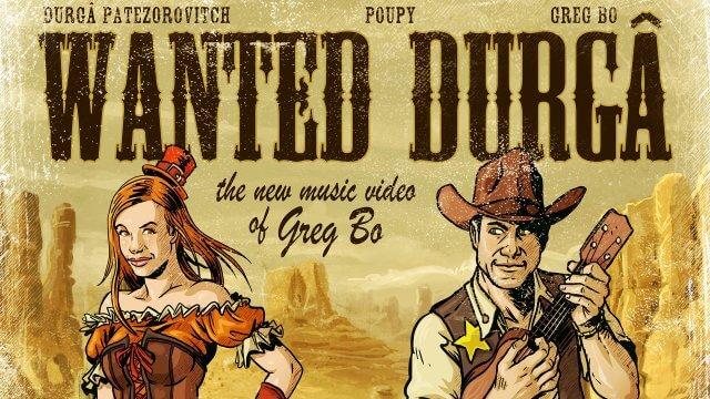 Greg Bo - Wanted Durgâ