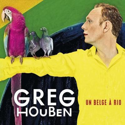 Greg Houben - cover Un belge à Rio (crédit racasse studio)