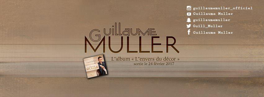 Guillaume Muller - l'album L'envers du décors