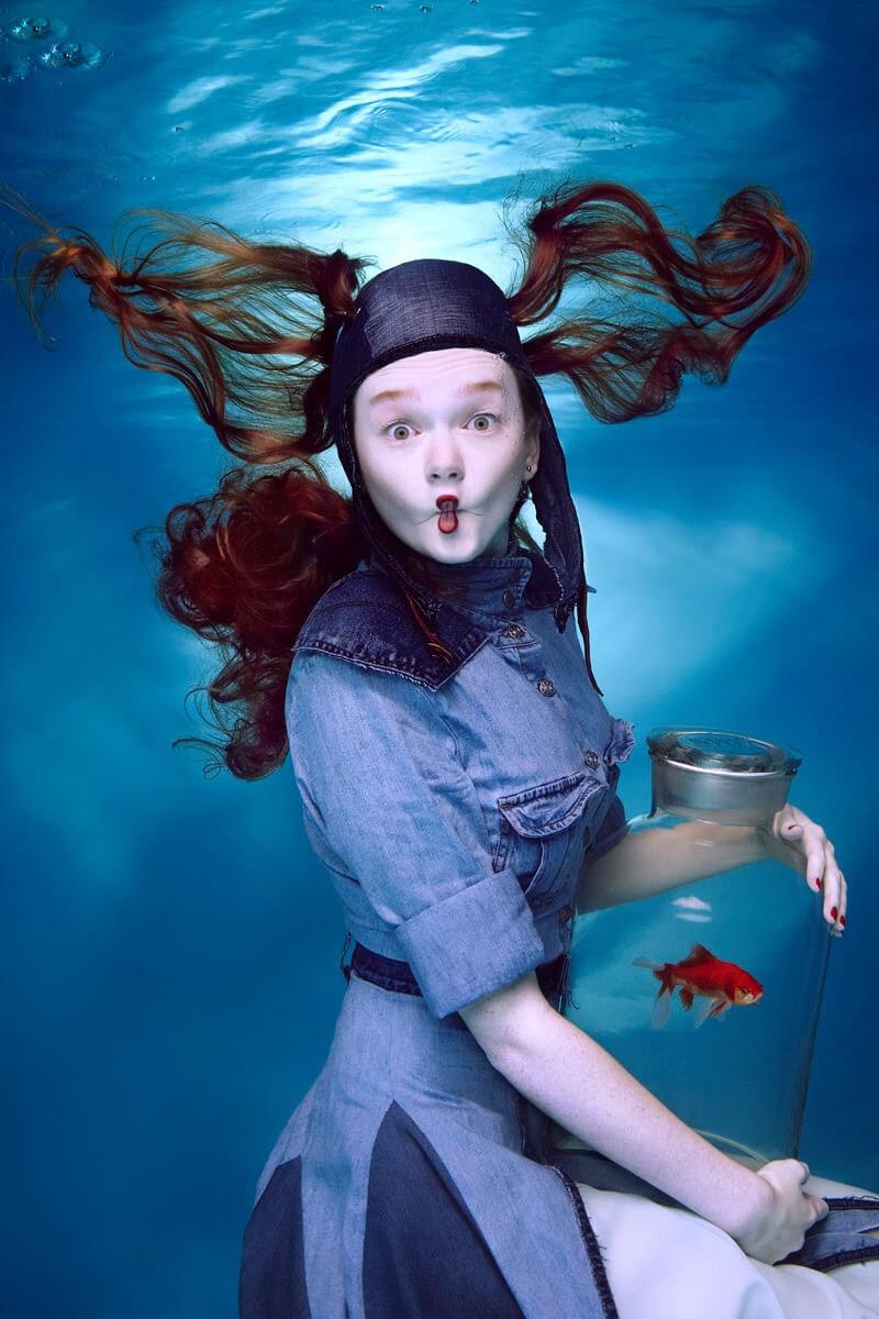 Harry Fayt - photographie sous l'eau