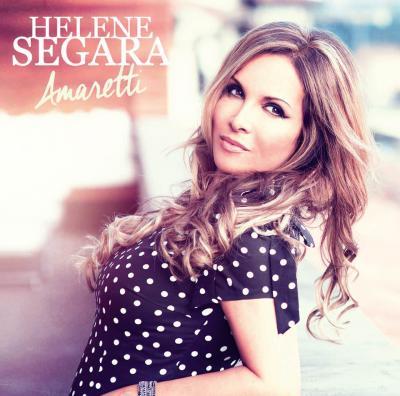 Hélène Segara - Pochette album Amaretti
