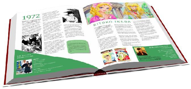 Livre : Histoire(s) du manga moderne