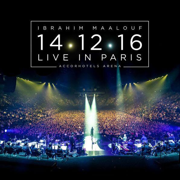 Ibrahim Maalouf 14.12.16 live in Paris