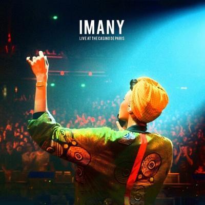 Imany live at the >Casino de Paris