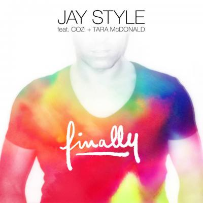Jay Style - Pochette single Finally