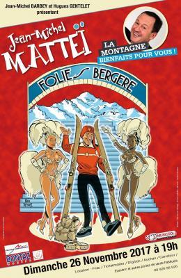 Jean Michel Mattei - La montagne bienfaits pour vous