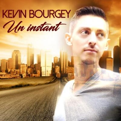 Kevin Bourgey - cover Un instant