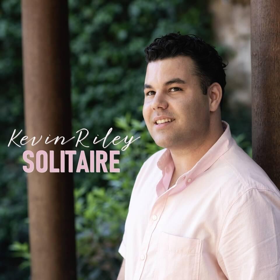 Kevin Riley : le single Solitaire
