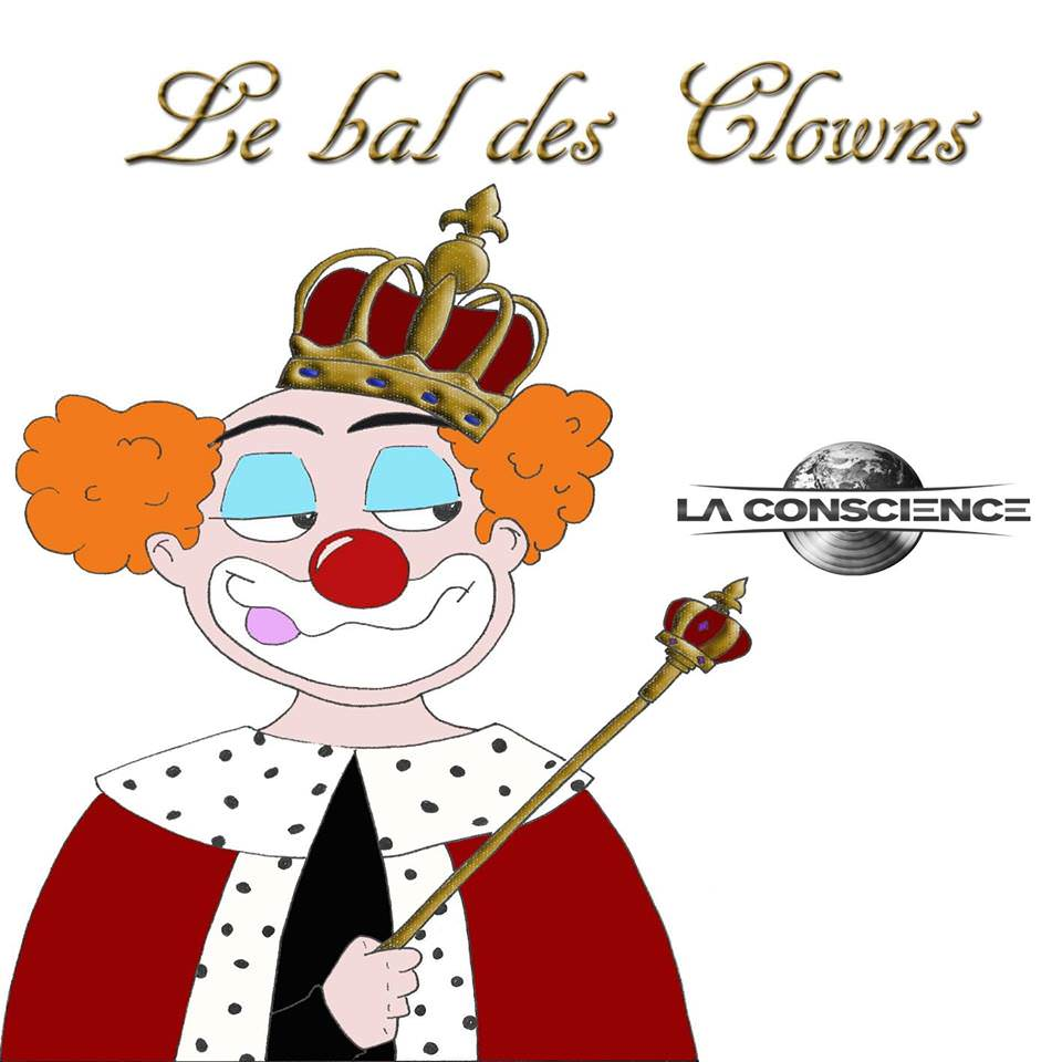 Le bal des clowns : nouveau single de La conscience