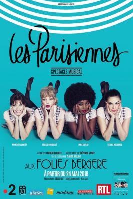 Les parisiennes spectacle