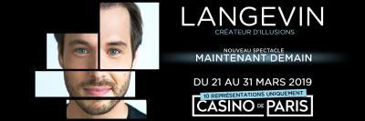 Luc Langevin - Casino de paris