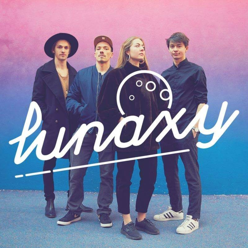 Lunaxy : l'album Departure désormais disponible